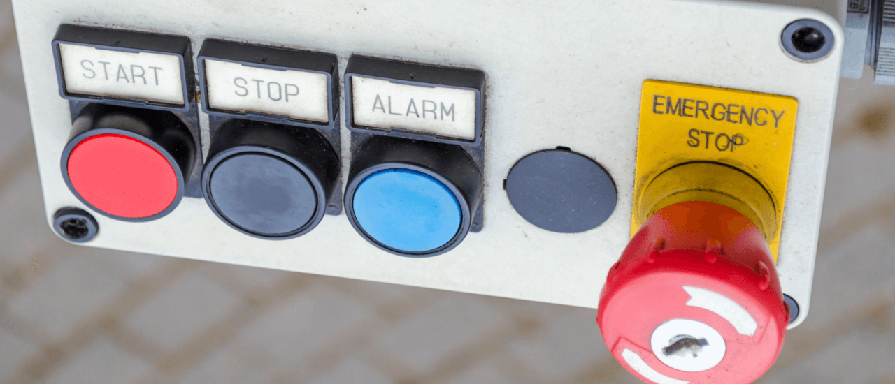 Process safety, Machine safety