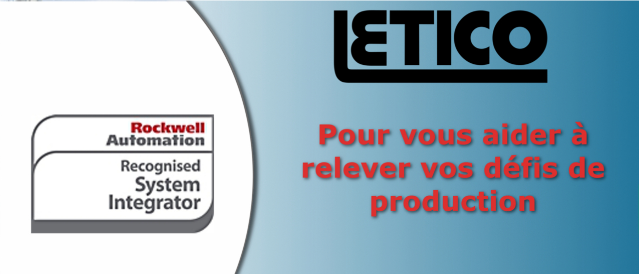 Partenaire Rockwell Automation